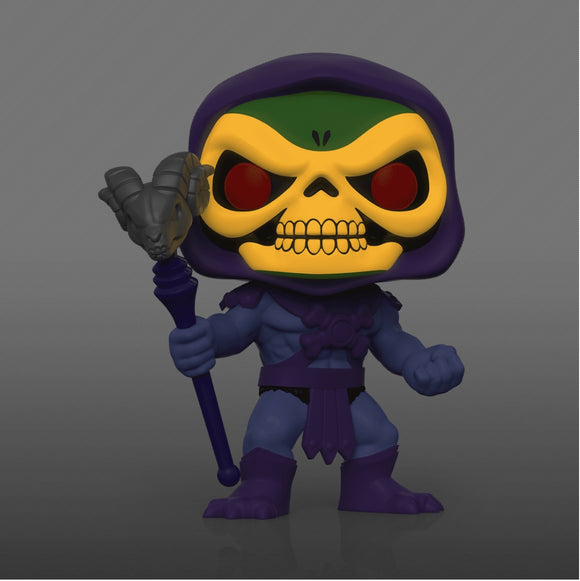 Masters of the Universe - Skeletor Glow US Exclusive 10