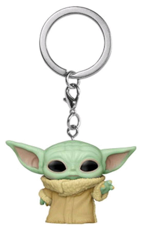 Star Wars: The Mandalorian - The Child Pocket Pop! Keychain