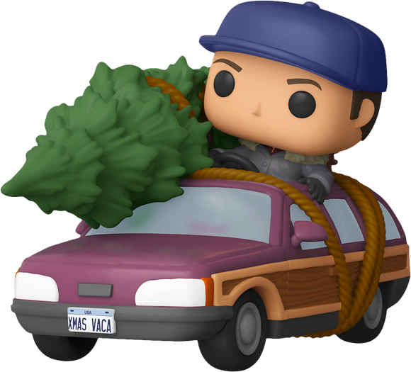 National Lampoon - Clark with Station Wagon Pop! Ride