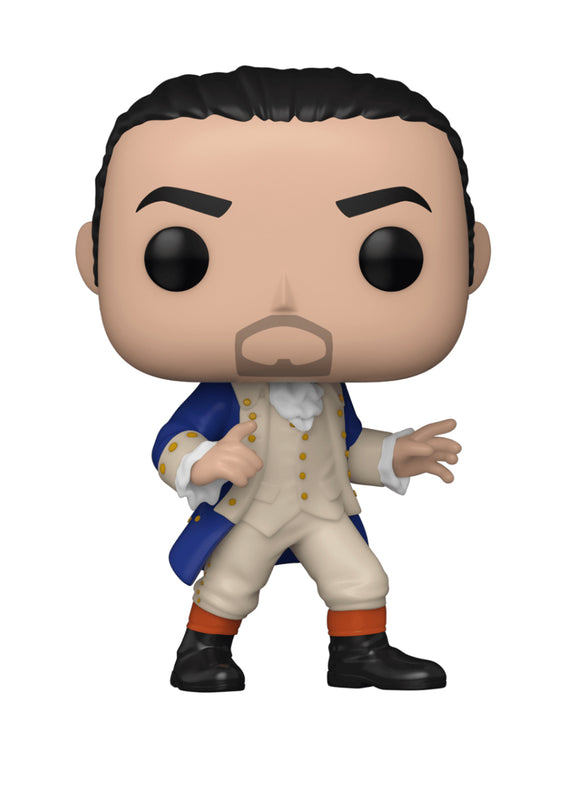 Hamilton - Alexander Hamilton (Blue Coat) US Exclusive Pop! Vinyl [RS]
