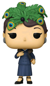 Clue - Mrs Peacock with Knife US Exclusive Pop! Vinyl [RS]