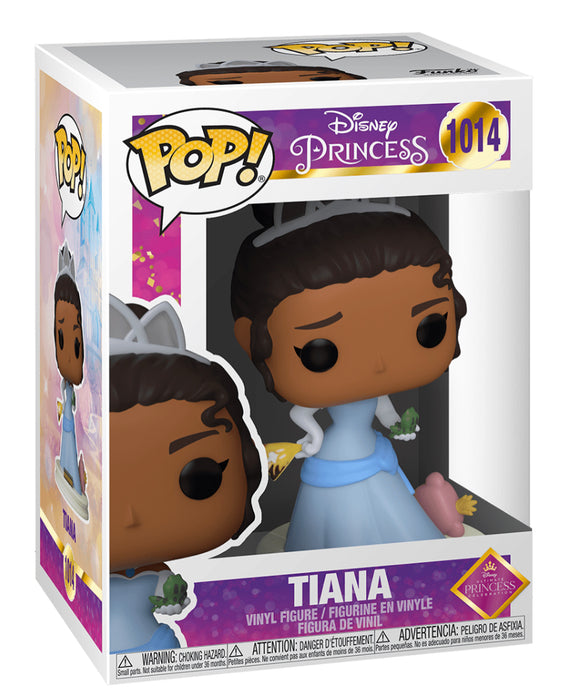 The Princess and the Frog - Tiana Ultimate Princess Pop! Vinyl
