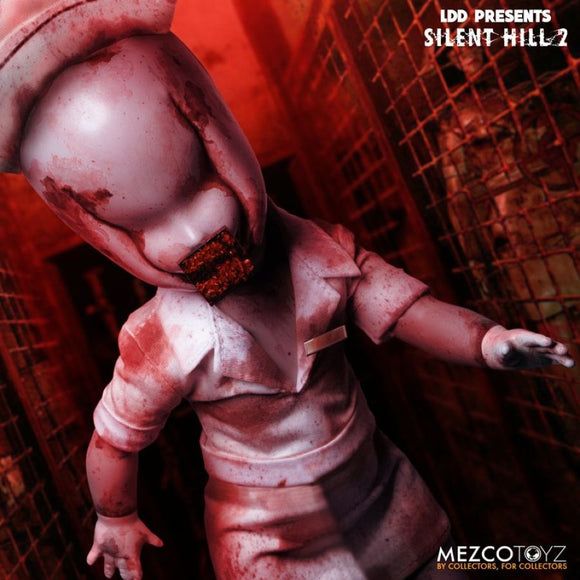 LDD Presents - Silent Hill 2 Bubble Head Nurse