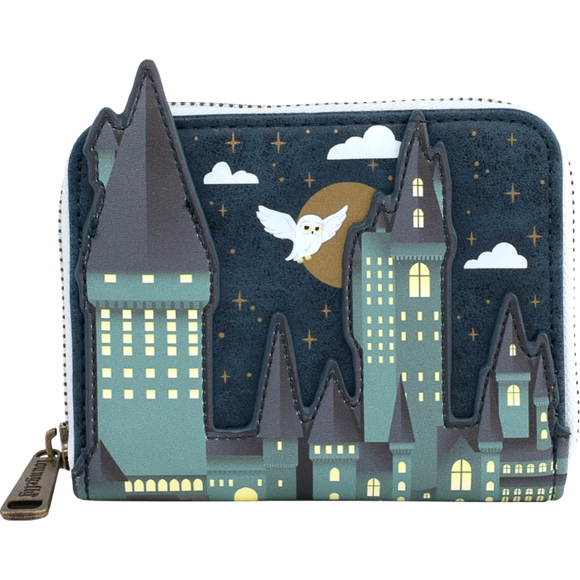 Harry Potter - Hogwarts Castle Loungefly Purse
