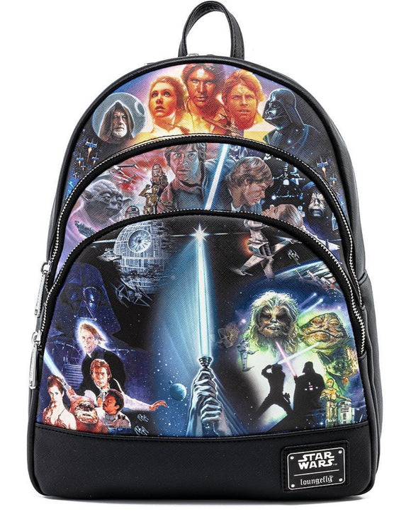 Star Wars - Original Trilogy Loungefly Backpack