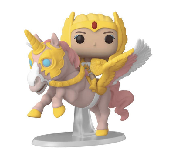 Masters of the Universe - She-Ra on Swiftwind US Exclusive Pop! Ride [RS]
