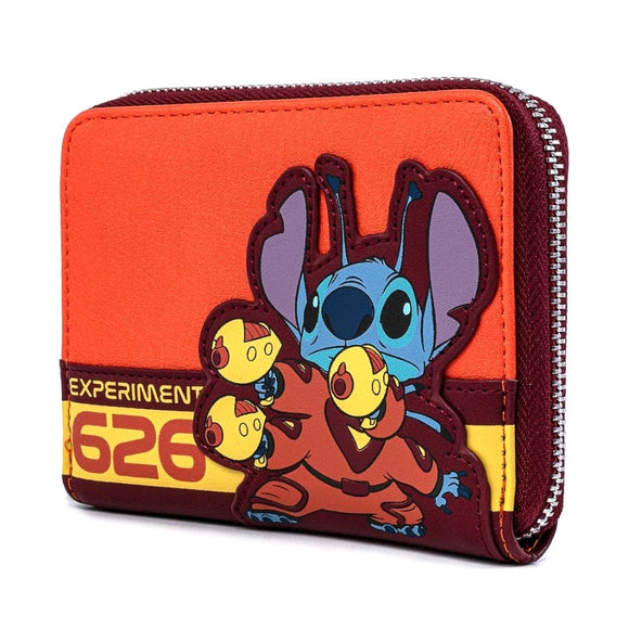 Lilo and Stitch - Experiment 626 Loungefly Purse