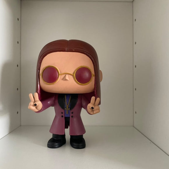Pop Rocks - Ozzy Osbourne Out of Box Pop! Vinyl