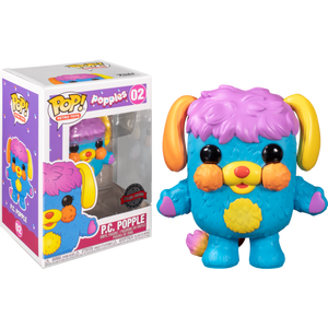 Hasbro - Popple Blue US Exclusive Pop! Vinyl [RS]