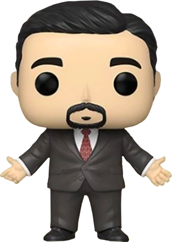 The Office - Michael Klump US Exclusive Pop! Vinyl [RS]