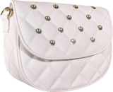 Star Wars - Loungefly Rebel White Gold Hardware Crossbody