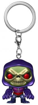 Masters of the Universe - Skeletor w/Terror Claws Metallic US Exclusive Pocket Pop! Keychain[RS]