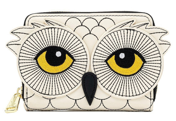 Harry Potter - Hedwig Howler Loungefly Zip Purse