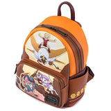 Disney - Loungefly The Rescuers Down Under Mini Backpack
