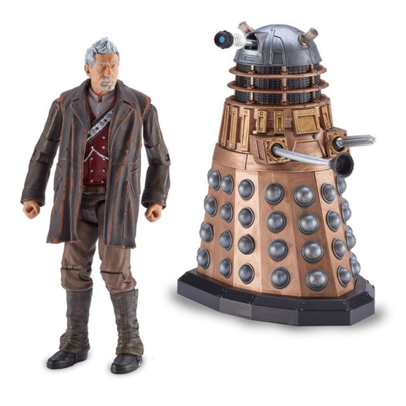 Doctor Who - Big Finish Action Figure 2-Pack War Doctor and Dalek Scientist