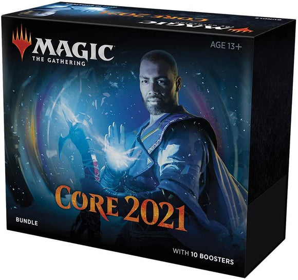 Magic the Gathering - Core Set 2021 Bundle
