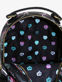 Disney - BoxLunch Exclusive Loungefly Villains Grunge Mini Backpack