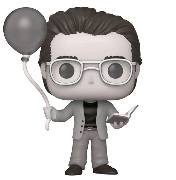 Icons - Stephen King with Red Balloon Black & White US Exclusive Pop! Vinyl [RS]