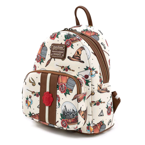 Harry Potter - Tattoo Mini Backpack