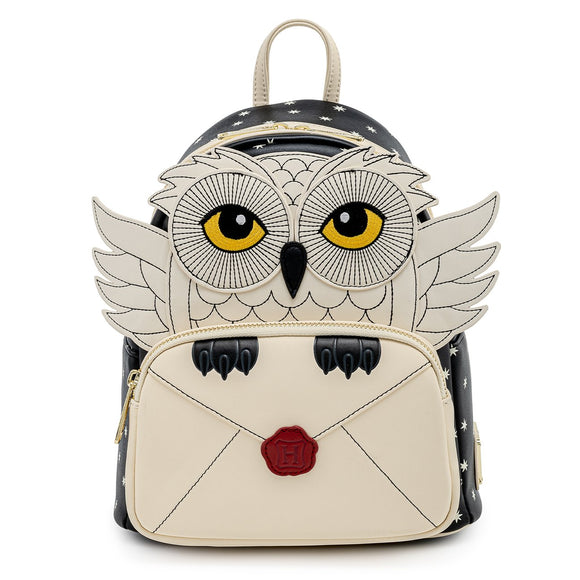 Harry Potter - Hedwig Howler Loungefly Mini Backpack