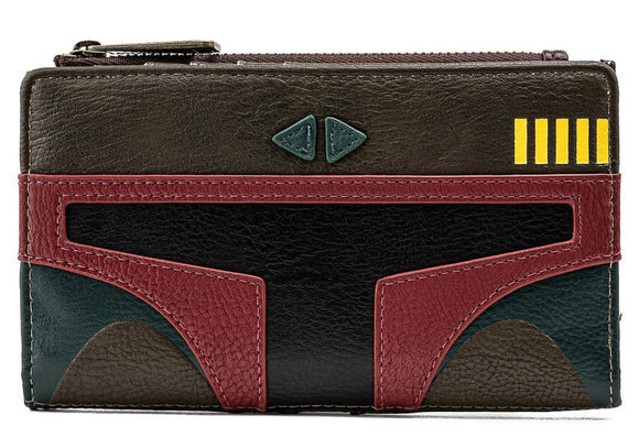 Star Wars - Boba Fett Loungefly Flap Purse