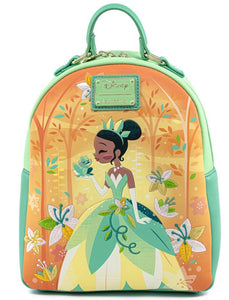 The Princess and the Frog - Loungefly Tiana Mini Backpack
