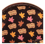 Hello Kitty - Loungefly Pumpkin Spice Mini Convertible Backpack