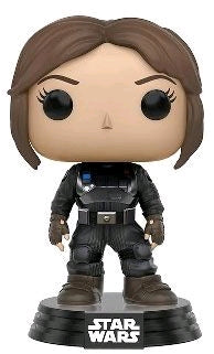 Star Wars: Rogue One - Jyn Erso Trooper US Exclusive Pop! Vinyl