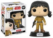 Star Wars Episode 8- Rose Pop Vinyl