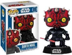 Star Wars - Darth Maul Pop! Vinyl