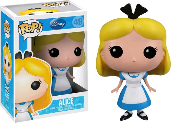 Alice in Wonderland - Alice Pop! Vinyl