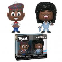Coming to America - Akeem & Randy NYCC 2018 Exclusive Vynl 2 pack