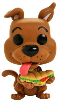 Scooby Doo - Scooby Doo with Sandwhich Pop! Vinyl