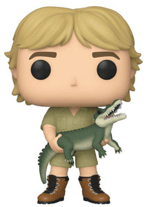 Crocodile Hunter - Steve Irwin  Pop! Vinyl