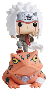 Naruto Shippuden - Jiraiya on Toad US Exclusive Pop! Ride [RS]