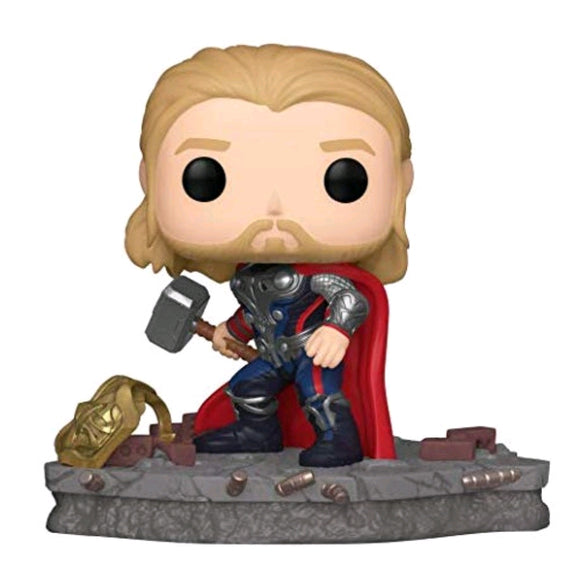 Avengers - Thor (Assemble) US Exclusive Pop! Deluxe [RS]