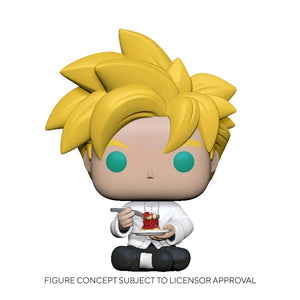 Dragon Ball Z - SS Gohan with Noodles Pop! Vinyl