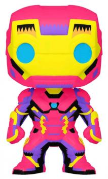 Iron Man - Iron Man Black Light US Exclusive Pop! Vinyl [RS]