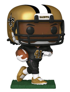 NFL: Saints - Alvin Kamara Pop! Vinyl