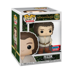 "Princess Bride - Fezzik 6"" NYCC 2020 US Exclusive Pop! Vinyl [RS]"
