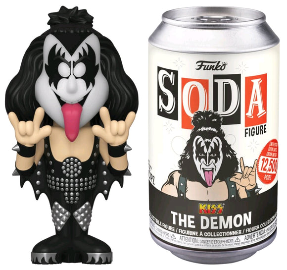 KISS - Gene Simmons Vinyl Soda