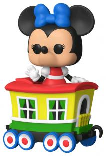 Disneyland 65th Anniversary - Minnie Train Carriage US Exclusive Pop! Vinyl [RS]