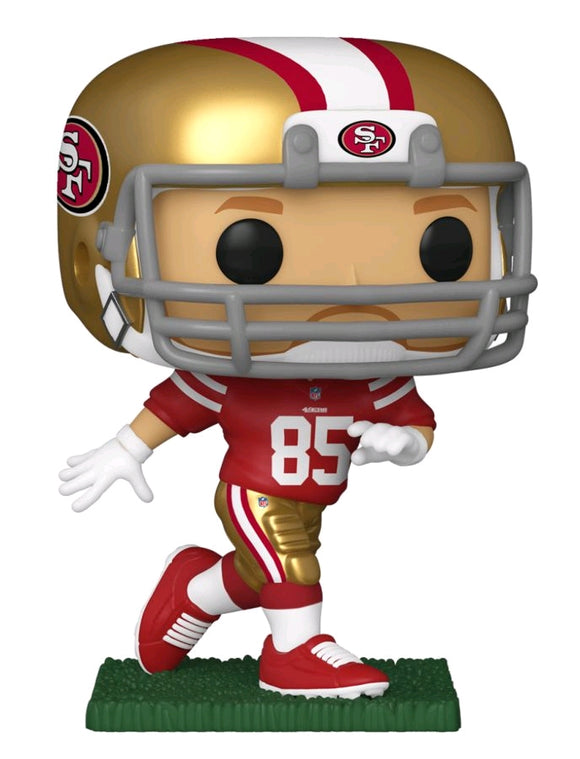NFL: 49ers - George Kittle Pop! Vinyl
