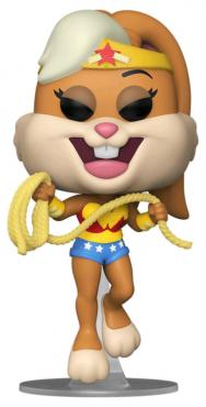 Looney Tunes - Lola as Wonder Woman US Exclusive Pop! Vinyl [RS]