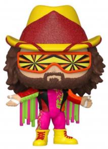 WWE: NWSS- Macho Man Randy Savage Diamond Glitter US Exclusive Pop! Vinyl [RS]
