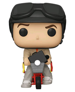 Dumb and Dumber - Lloyd with Bicycle Pop! Ride