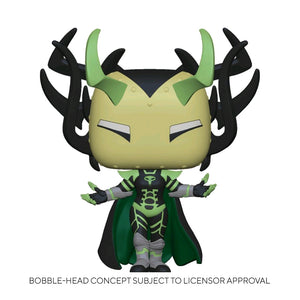 Infinity Warps - Madame Hel Pop! Vinyl