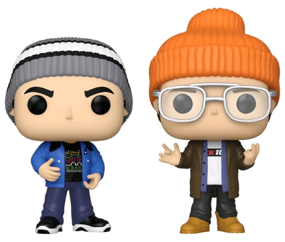 The Office - Scranton Boys US Exclusive Pop! Vinyl 2-Pack [RS]