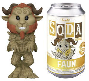 Pan's Labyrinth - Faun Vinyl Soda