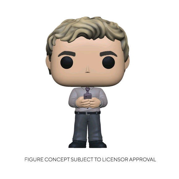 The Office - Ryan Blonde US Exclusive Pop! Vinyl [RS]